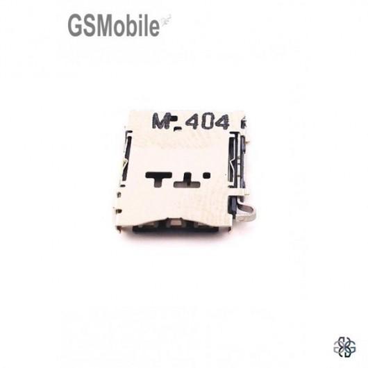 Samsung A3 Galaxy A300F Sim Card Reader