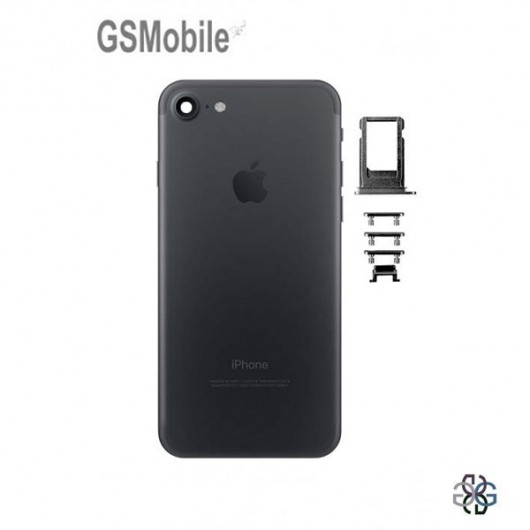 Chassis for iPhone 7G Black - sale of original components for iPhone