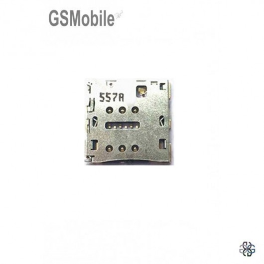 Huawei P8 Lite Sim card reader