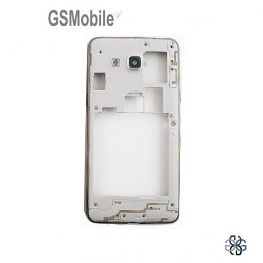 Samsung Grand Prime 4G Galaxy G531 Middle Cover + Camera Lens