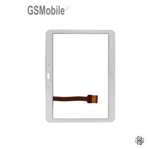 Ecrã Touch Screen branco Samsung T530 Galaxy Tab 4 10.1