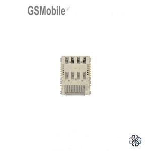 Leitor de cartões sim e sd para Samsung Grand Prime 4G Galaxy G531