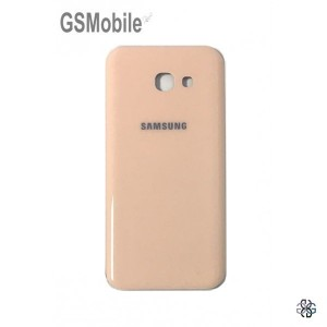 Samsung A5 2017 Galaxy A520F battery cover - pink