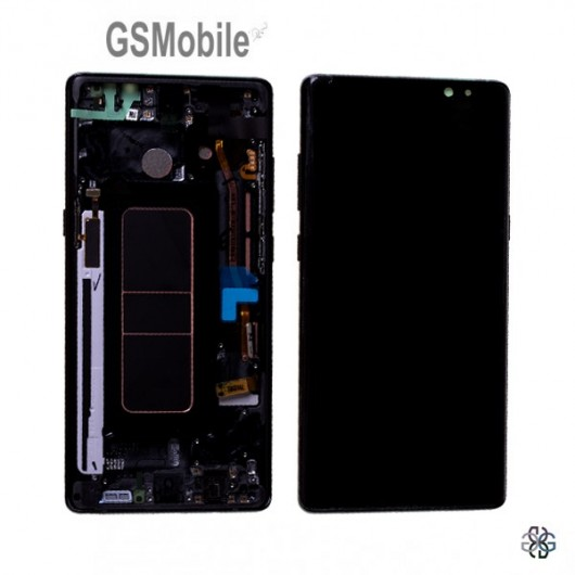 Display Samsung Note 8 - spare parts for Samsung