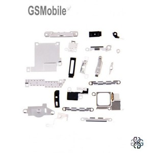 Set of metal parts for iPhone 5S - spare parts for apple