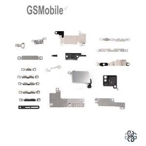 Conjunto de peças metálicas para iPhone 7 - venda de peças sobressalentes para iPhone