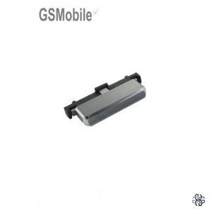 Samsung S6 Edge Galaxy G925F Power button black