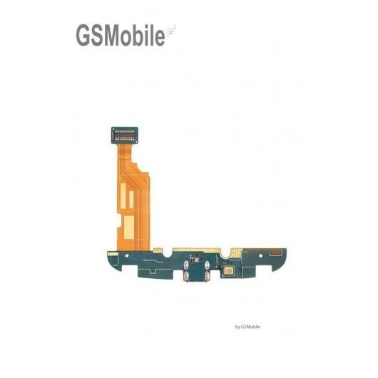 LG E960 Micro USB Connector Flex-Cable + Microfone