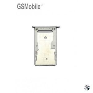 Bandeja de cartão SIM e MicroSD Xiaomi Redmi 4 Cinza