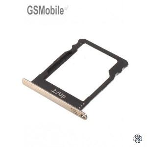 Huawei P8 Lite Micro SD tray gold