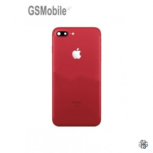 Back cover chassis for iPhone 7G Plus Red - Original iPhone Parts