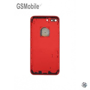 Back cover chassis for iPhone 7G Plus Red