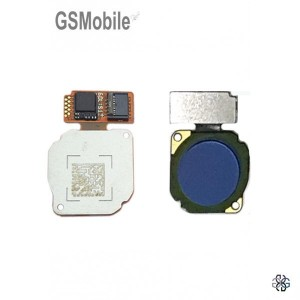 Fingerprint Sensor Huawei P8 Lite 2017 Blue
