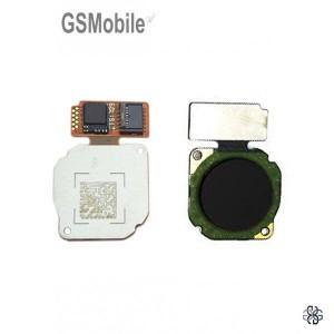 Sensor de impressão digital Huawei P8 Lite 2017 Preto