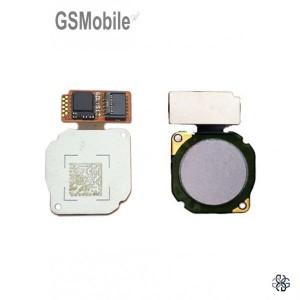 Sensor de impressão digital Huawei P8 Lite 2017 Branco