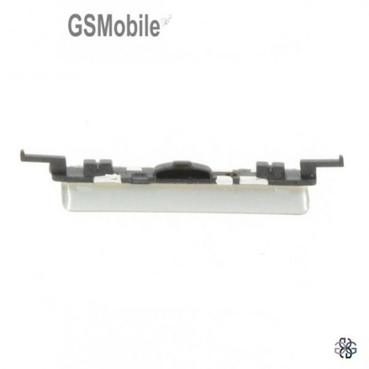 Volume Button f. for Samsung SM-J500F Galaxy J5 silver - spare parts for the samsung cell phone