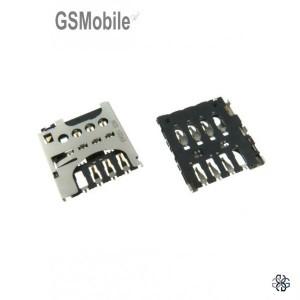 Leitor de cartão SIM para Sony Xperia M