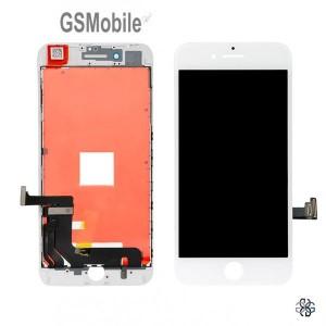 Ecrã - Display LCD Touch iPhone 8 Plus Branco