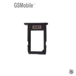Samsung J7 2017 Galaxy J730F Sim Card Tray black