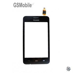 Ecrã Touch Screen preto Huawei Ascend Y330