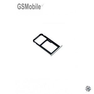 Bandeja de cartão SIM e SD Huawei P8 Lite 2017 Branco - Original