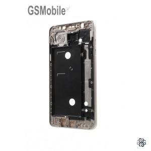 Chassi intermediário dourado para Samsung J7 2016 Galaxy J710F