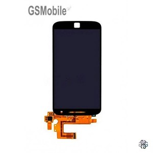 Pantalla completa Motorola Moto G4 Plus XT1641, XT1642 Negro