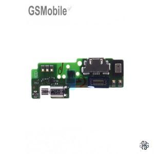 Charging connector + Vibra + Microfone para Sony Xperia E5 Original