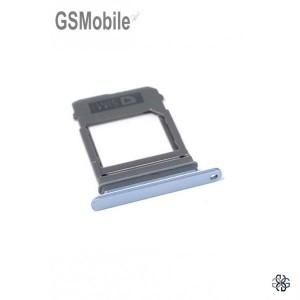 Bandeja do cartão SIM azul Samsung A5 2017 Galaxy A520F