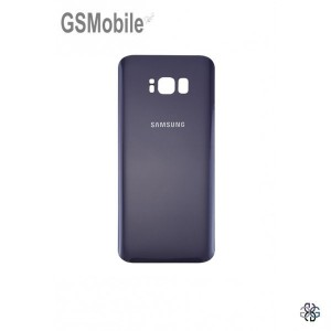 Samsung S8 Plus Galaxy G955F back cover violet