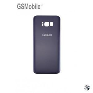 Tampa Samsung S8 Plus Galaxy G955F Violeta