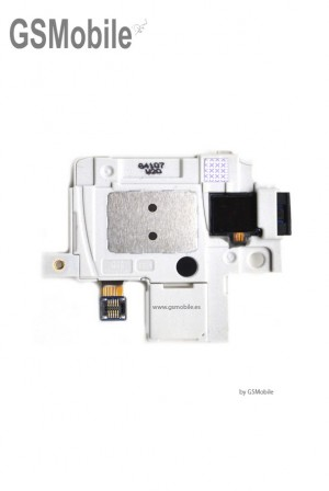 Alto falante buzzer + Conector de audio Samsung Grand 2 Galaxy G7105