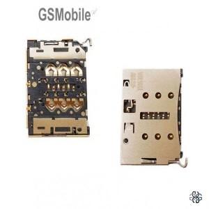 Leitor de cartão sim para Huawei P8