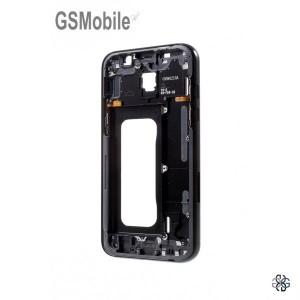 Samsung A5 2017 Galaxy A520F Middle cover black - SWAP