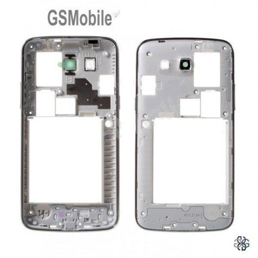 Samsung Grand 2 Galaxy G7105 Middle Cover + Camera Lens