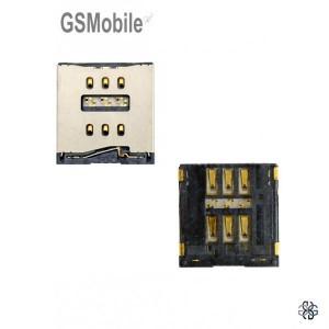 Lector de tarjeta sim iPhone 5S - vendas originais de peças sobressalentes para iPhone