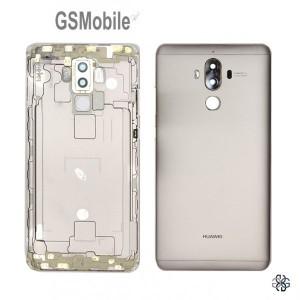 Tampa traseira para Huawei Mate 9 Dourado