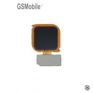 Huawei P10 Lite Fingerprint Sensor black