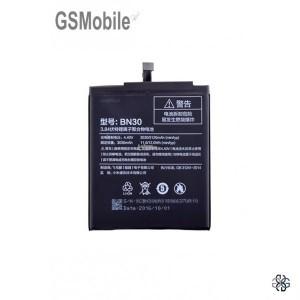 Xiaomi Redmi 4A battery