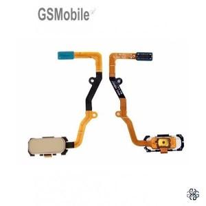 Botão home dourado Samsung S7 Galaxy G930F