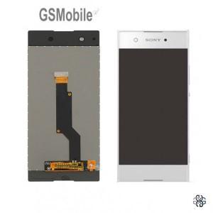 Ecrã - Display LCD Touch para Sony Xperia XA1 Branco