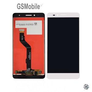 Ecrã - Display LCD Touch para Huawei Honor 5X Branco