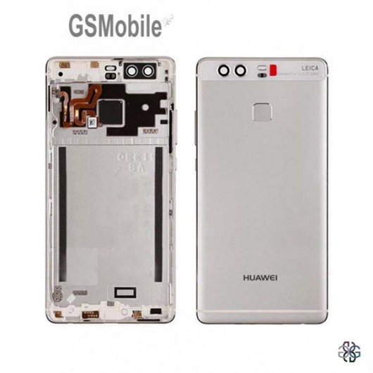 spare part Huawei Ascend P9 battery cover silver