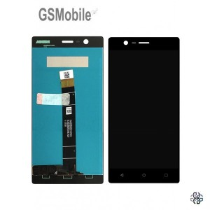 Nokia 3 display black