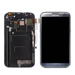 Ecrã - Display LCD Touch Samsung Note 2 Galaxy N7100 Preto Original