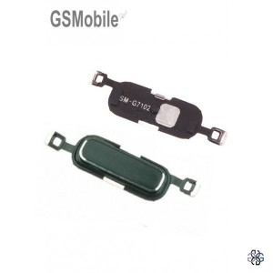 Botão Home preto Samsung Grand 2 Galaxy G7105