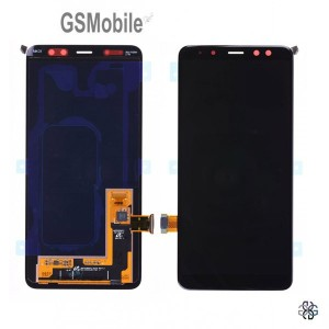 Display for Samsung A8 2018 - spare parts for Samsung A8 2018 Galaxy A530F