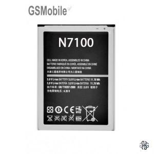 Samsung Note 2 Galaxy N7100 battery