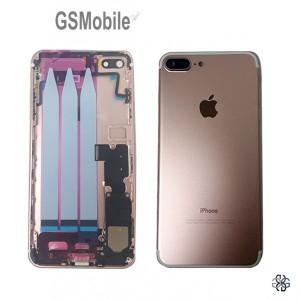 Chassis completo iPhone 7G Plus Rosa - Peças Originais para iPhone