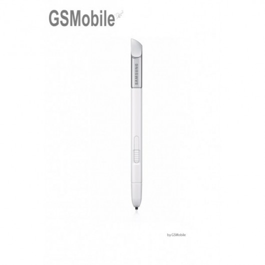 Touch Pen branco Samsung Note 2 Galaxy N7100